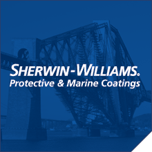 Sherwin Williams Protective and Marine Coatings logo